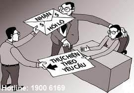 Tội lợi dụng ảnh hưởng đối với người có chức vụ-quyền hạn để trục lợi