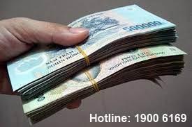 Mẫu giấy ủy quyền nhận tiền