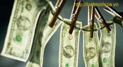 Hợp pháp hóa tiền - tài sản do phạm tội mà có phạm tội gì?