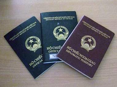 Quy định về việc cấp hộ chiếu cho trẻ em