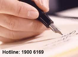 Dịch vụ luật sư tư vấn thay đổi nội dung đăng ký kinh doanh