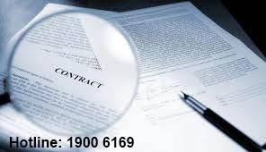 Mẫu Biên bản thanh lý hợp đồng giao khoán