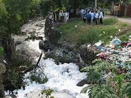 Tội vi phạm quy định về quản lý chất thải nguy hại