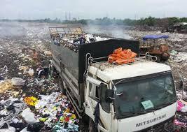 Tội đưa chất thải vào lãnh thổ việt nam