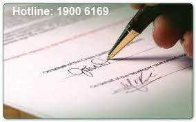 Thủ tục công chứng hợp đồng góp vốn bằng nhà ở