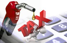 Mẫu tờ khai phí xăng dầu