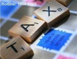 Thủ tục Khai thuế môn bài theo năm
