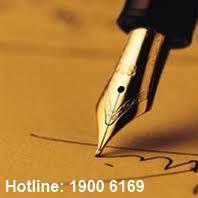 Các hợp đồng kinh doanh bất động sản - kinh doanh dịch vụ bất động sản