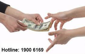 Vay tiền không trả có được thu tài sản để trừ nợ?