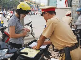 Thẩm quyền xử phạt vi phạm hành chính của của Công an nhân dân