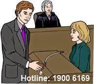 Người bào chữa theo quy định pháp luật Hình sự