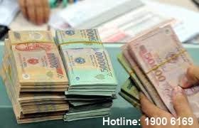 Mẫu bảng thanh toán tiền lương