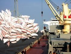 Mẫu Hợp đồng xuất khẩu gạo