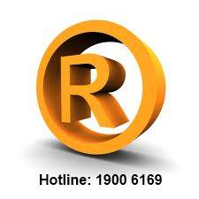 Advising trademark of registration