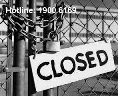Mẫu thông báo tạm ngừng hoạt động doanh nghiệp