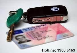 Mẫu tờ khai đăng ký sang tên đổi chủ ô tô - xe máy