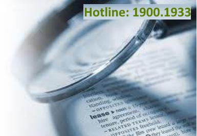 Tư vấn và cung cấp dịch vụ công chứng