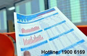 Mẫu báo cáo hàng năm của công ty chứng khoán