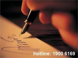 Mẫu thông báo thay đổi đăng ký kinh doanh