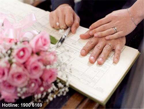 Luật sư tư vấn thủ tục kết hôn với người nước ngoài