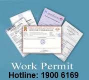 Tư vấn thủ tục cấp giấy phép lao động/cấp thẻ tạm trú cho người nước ngoài