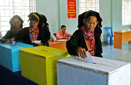 Tội xâm phạm quyền bầu cử - quyền ứng cử của công dân