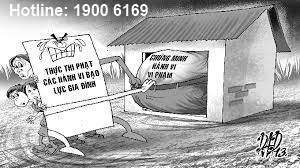 Luật sư tư vấn về hành vi bạo hành trong gia đình