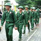 Đăng ký nghĩa vụ quân sự và gọi nhập ngũ quy định thế nào?
