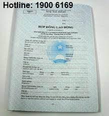 Các loại hợp đồng lao động theo quy định tại Bộ luật lao động