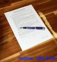 Quy định về Hợp đồng uỷ quyền