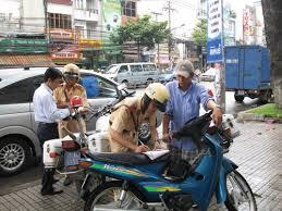 Các lỗi vi phạm có thể bị tước quyền sử dụng giấy phép lái xe