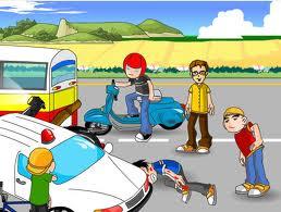Tội vi phạm quy định về điều khiển phương tiện giao thông đường bộ