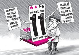 Quy định về Tội tổ chức đánh bạc hoặc gá bạc