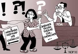 Hỏi về ly hôn nhưng tranh chấp về nợ riêng của vợ chồng