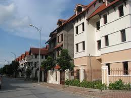 Đất  ở tại đô thị và đất xây dựng khu chung cư