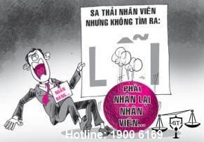 Đơn phương chấm dứt hợp đồng lao động trái pháp luật