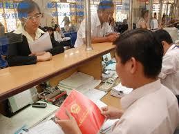 Hỏi về thủ tục hồ sơ đăng ký cấp sổ đỏ lần đầu