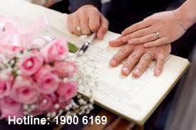 Thủ tục ly hôn khi không đăng ký kết hôn