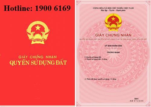 Hỏi tư vấn về điều kiện cấp GCNQSDĐ (Sổ đỏ)
