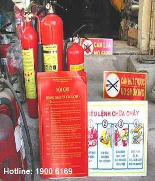 Tư vấn về tội vi phạm quy định về phòng cháy chữa cháy