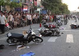 Tội đưa vào sử dụng các phương tiện giao thông đường bộ không bảo đảm an toàn