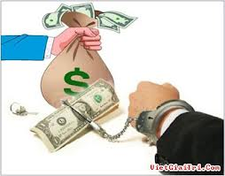 Tội lạm dụng chức vụ quyền hạn chiếm đoạt tài sản