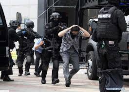 Tư vấn về tội khủng bố nhằm chống chính quyền nhân dân