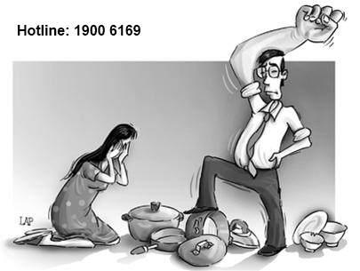 Hỏi tư vấn về muốn ly hôn do hành vi bạo lực gia đình?