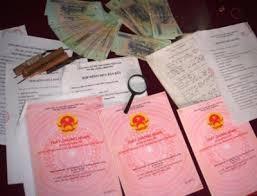 Tội chiếm đoạt, mua bán, tiêu huỷ con dấu, tài liệu của cơ quan Nhà nước, tổ chức xã hội