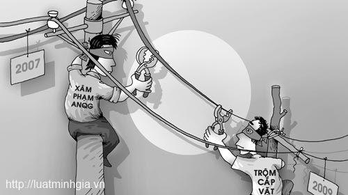 Tội vi phạm quy định về an toàn vận hành công trình điện