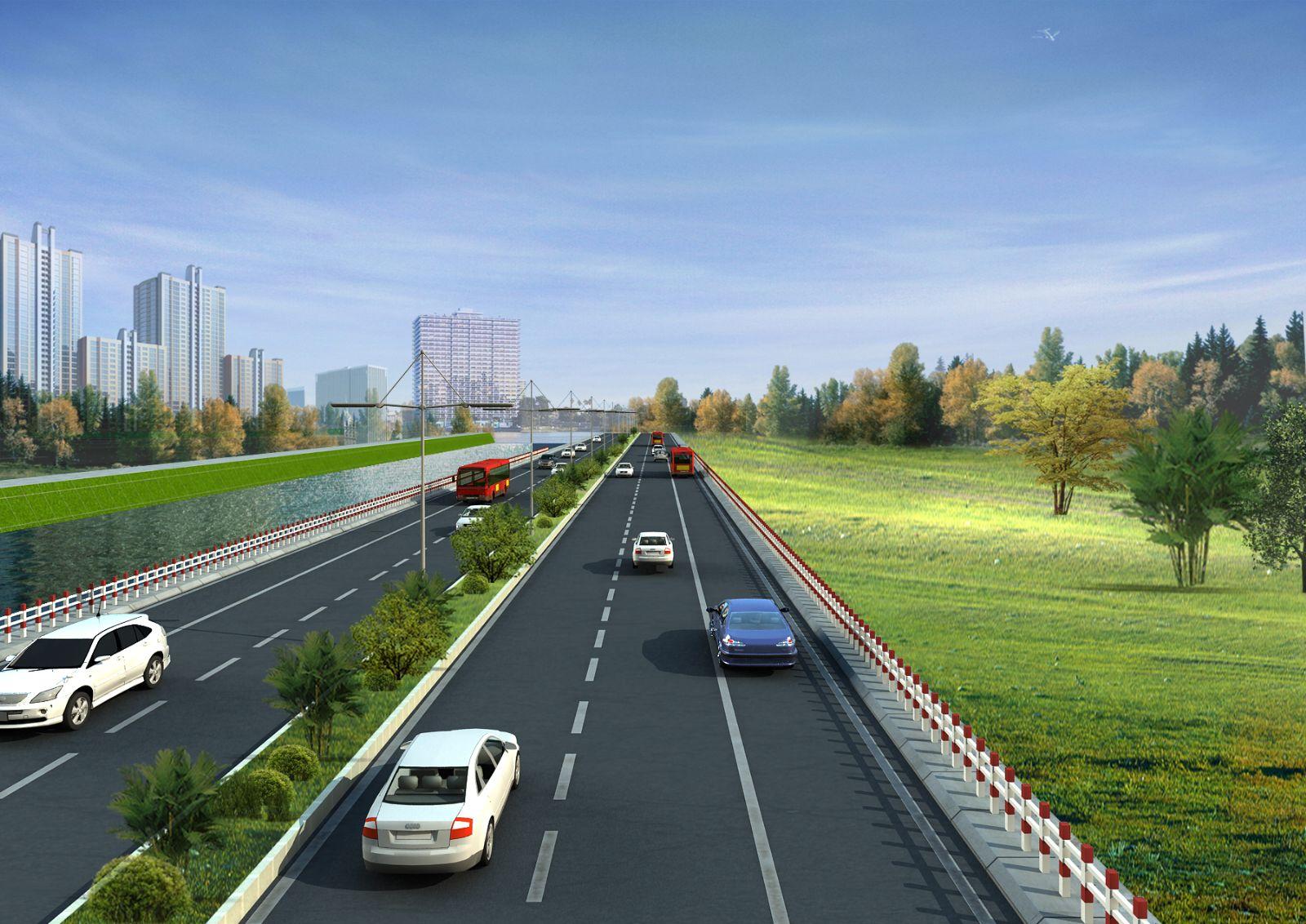 Thỏa thuận thi công công trình đường bộ trên quốc lộ ủy thác Sở Giao thông vận tải quản lý