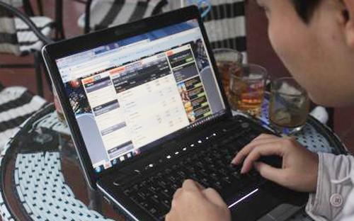 Cá độ qua mạng Internet có bị xử lý hình sự không?