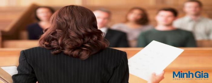 Dịch vụ <span class='highlight'>luật</span> sư tham gia tố <span class='highlight'>tụng</span> tại tòa án