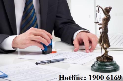 Thủ tục công chứng hợp đồng tại văn phòng công chứng